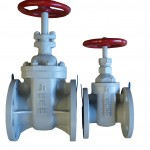 LAND TYPE BRONZE GATE VALVES