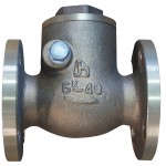MARINE BRONZE SWING CHECK VALVES