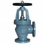 Marine Cast Steel ANGLE Valves CHECK