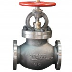 Marine Cast Steel Globe Valves CHECK