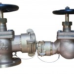Marine Bronze Hydrant Valves 50A, 65A